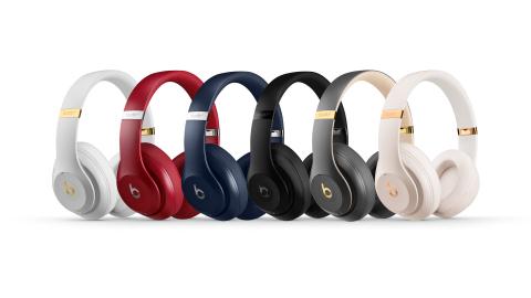 Beats Studio3 Wireless noise-canceling headphones (Photo: Business Wire)