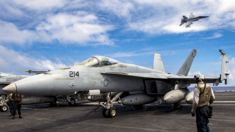 Under a new $76 million U.S. Navy contract, BAE Systems will support the design and development of various communications and electronics. (Photo:  U.S. Navy)