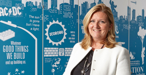 Sue Thexton, Telensa Chief Sales Officer (Photo: Business Wire)