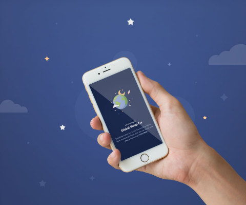 The SleepRate App (Photo: Business Wire)