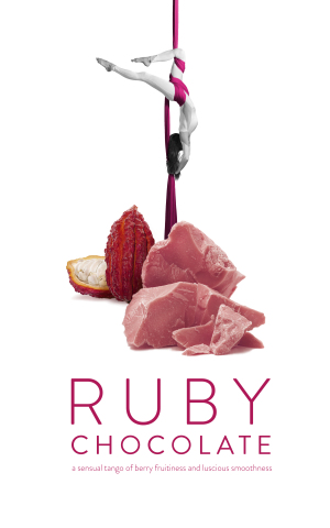 Barry Callebaut Ruby Chocolate (Photo: Business Wire)