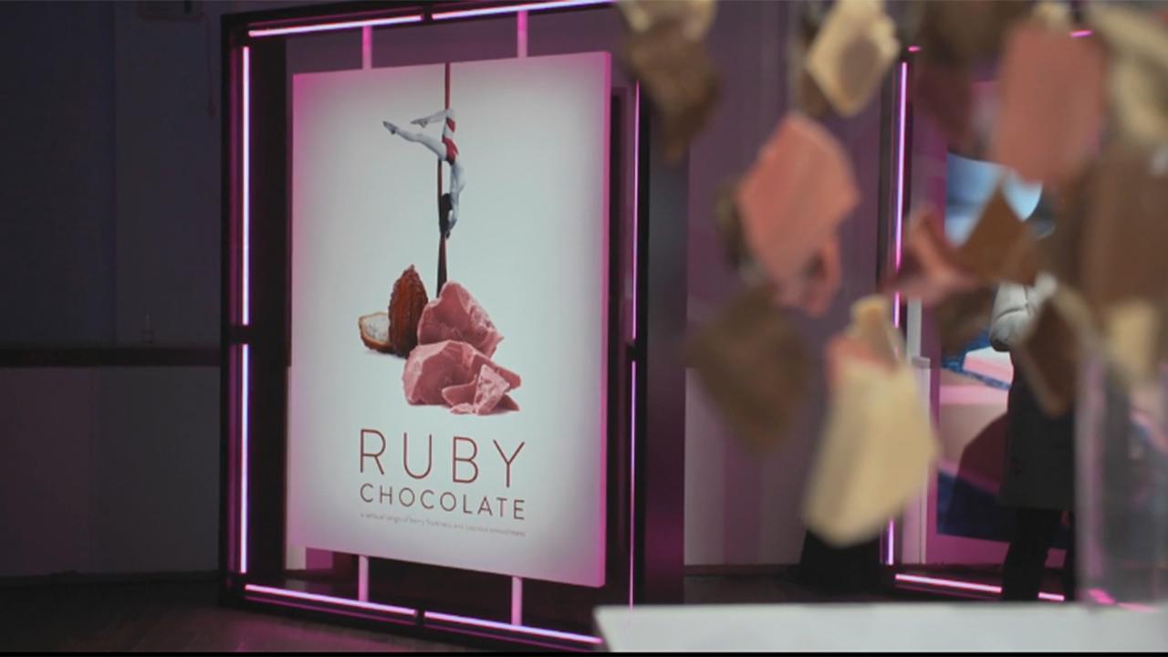 Barry Callebaut Ruby Chocolate Launch