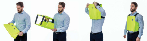 PPSS Group launch the highly anticipated new Emergency Body Armour. (Photo: Business Wire)