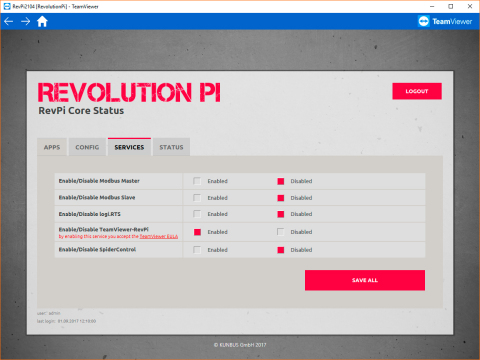 """TeamViewer  is  integrated into KUNBUS' Revolution Pi  (RevPi)  Core,  providing  remote  access functionalities and removing the """"LAN"""" boundaries without sacrificing security (Photo: Business Wire)"""