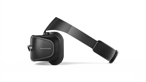 Lenovo Explorer mixed reality headset (Photo: Business Wire)