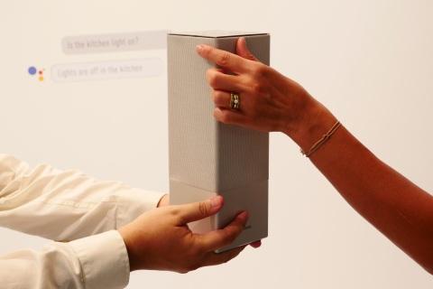 SC-GA10 Wireless Speaker System (Photo: Business Wire)