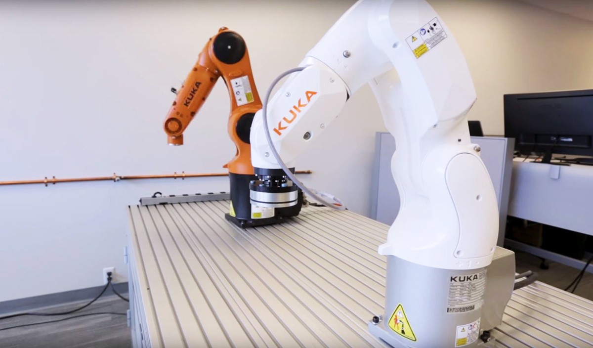 Kuka Robotics Corporation Hosts Open House At West Coast Facility In