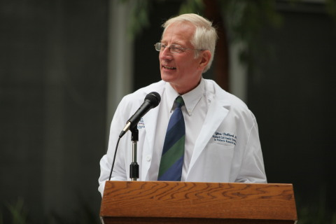 Yves DeClerck, MD, The Saban Research Institute at Children's Hospital Los Angeles (Photo: Business  ...