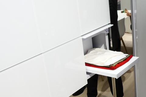 可持续维护型洗衣机(照片:美国商业资讯)