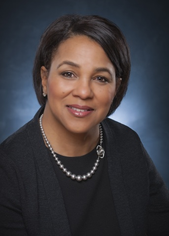 Rosalind Brewer is announced as Starbucks group president and chief operating officer (Photo: Busine ...
