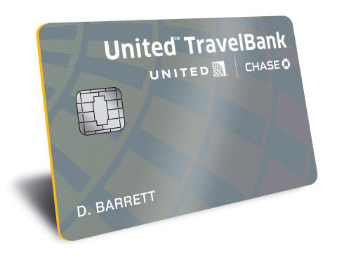 Chase and United Launch No-Annual Fee Credit Card for Leisure Travelers - United TravelBank Card (Photo: Business Wire)