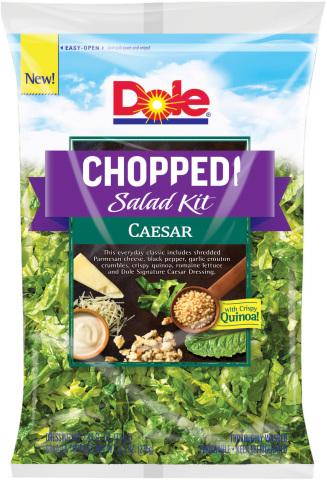 New DOLE Chopped Caesar Salad Kit (Photo: Business Wire)