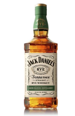 Jack Daniel's Tennessee Rye (Photo: Business Wire)