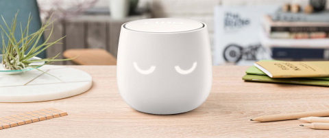A Fast Company Innovation Award finalist, the firm's Cujo smart housing firewall product protects gadgets with personality (Photo: Business Wire)