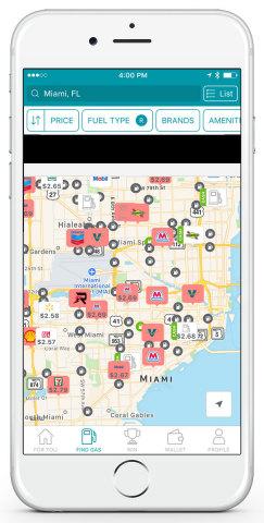GasBuddy Gasoline Availability Tracker (Photo: Business Wire)