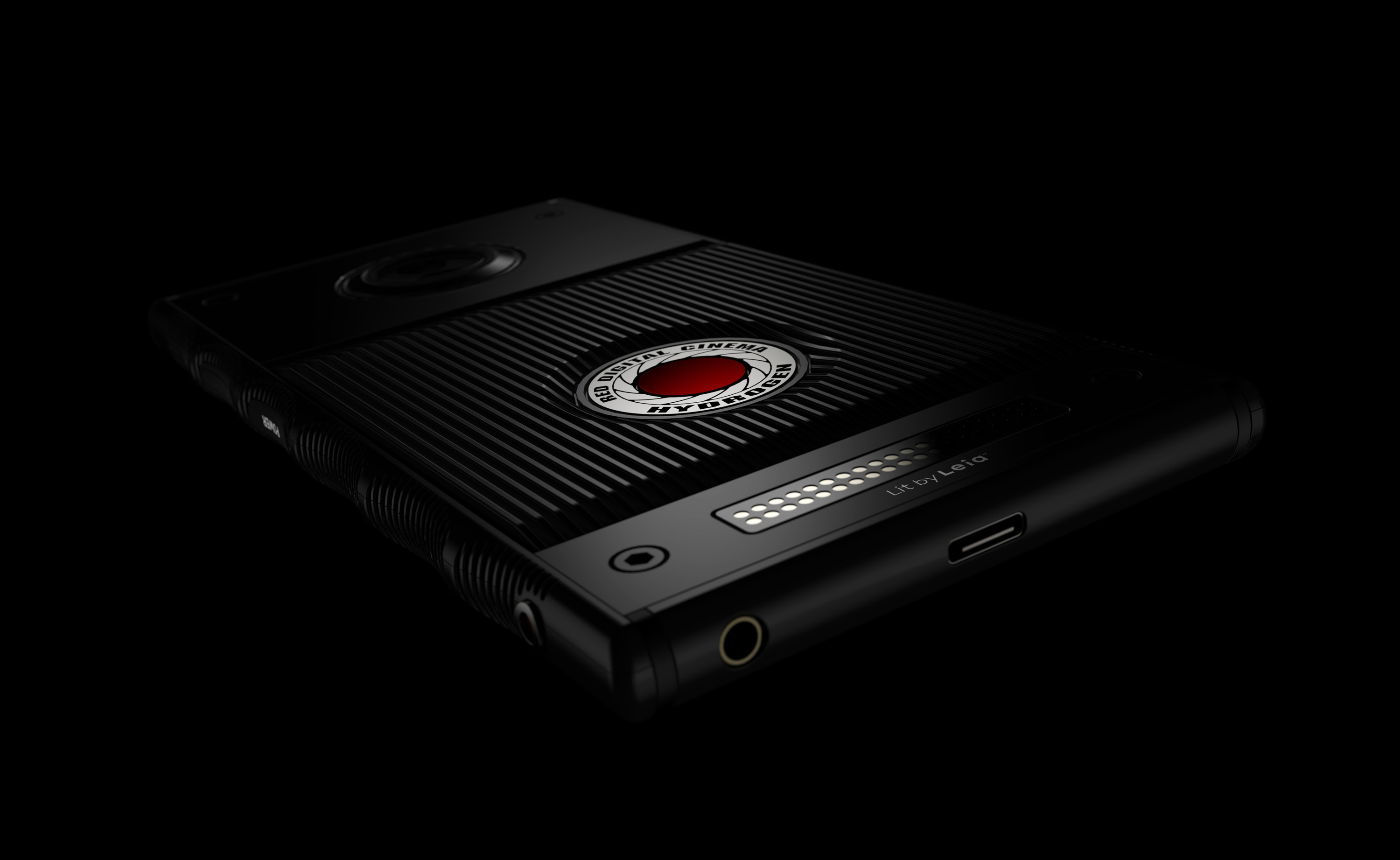 RED partners with Leia to create the Hydrogen One's holographic display