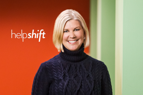 Linda Crawford, Chief Executive Officer, Helpshift (Photo: Business Wire)