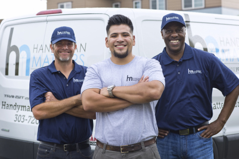 Trust the professional, multi-skilled Craftsmen at Handyman Matters for your home to-do list. (Photo: Business Wire)