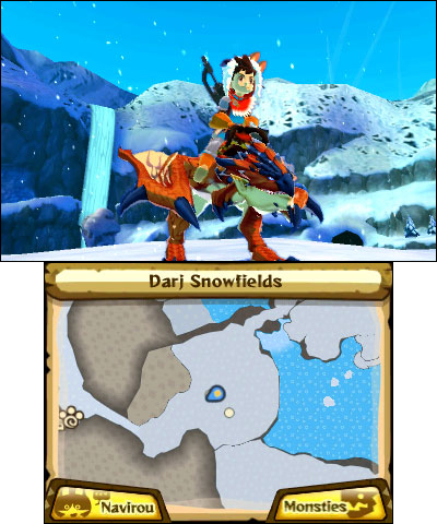 The Monster Hunter Stories game will be available on Sept. 8. A demo version of the game is available for download now in Nintendo eShop. (Graphic: Business Wire)