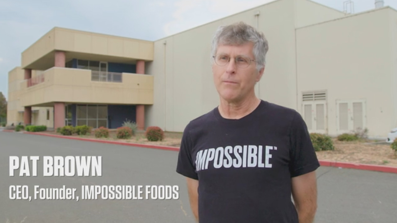 Impossible Foods Video News Release