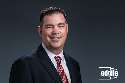 CISO Geoff Hauge joins Edgile as Eastern Regional Partner (Photo: Business Wire)