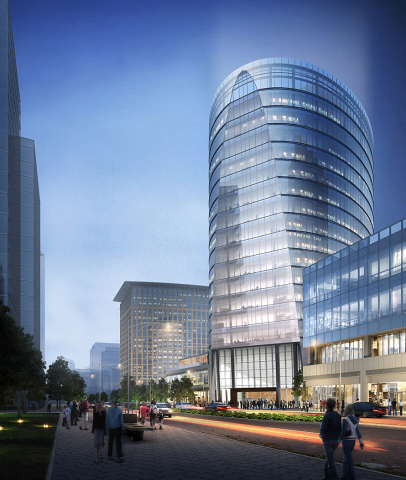 PTC announced plans to move its global headquarters to 121 Seaport in Boston's Seaport District. (Photo: Business Wire)
