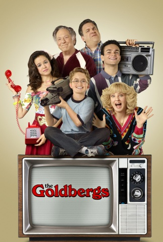 The Goldbergs will air on Nick at Nite beginning Monday, Sept. 18, at 1 a.m. (ET/PT). (Photo: Business Wire)