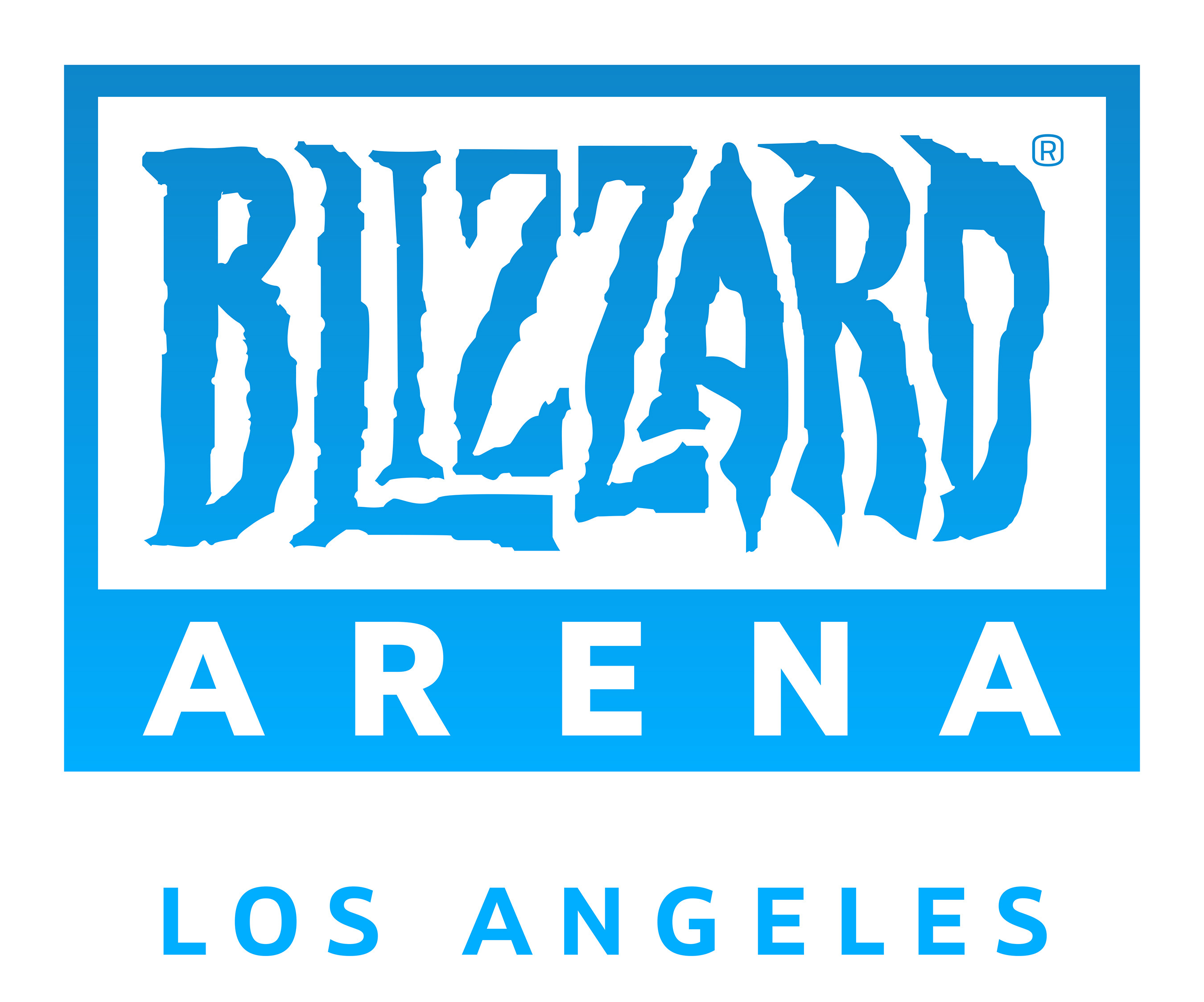 Blizzard Entertainment Establishes State Of The Art Live Event