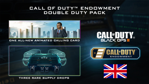 Call of Duty Endowment Double Duty Pack Image (Photo: Business Wire)