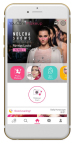 YouCam Makeup and Nolcha Shows team up for a virtual beauty experience bringing New York Fashion Week catwalk styles to life through your mobile phone