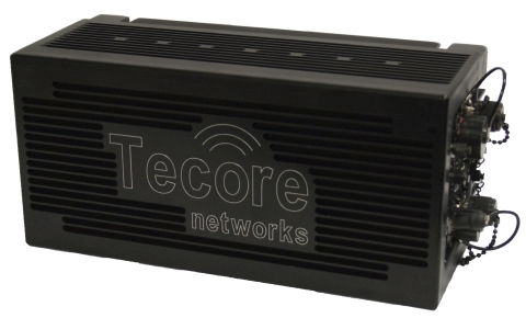 Tecore Networks man-packable LYNX Network in a Box (Photo: Business Wire)