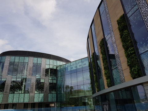 Roslin Innovation Centre (Photo: Business Wire)
