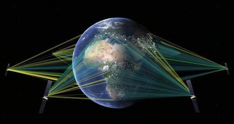 SES beginnt mit O3b mPOWER eine neue Ära globaler Konnektivität (Foto: Business Wire)