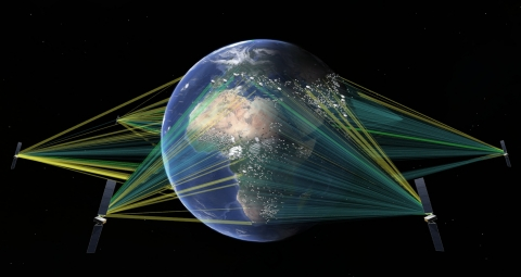 SES inaugura nova era na conectividade global com o O3b mPOWER (Foto: Business Wire)