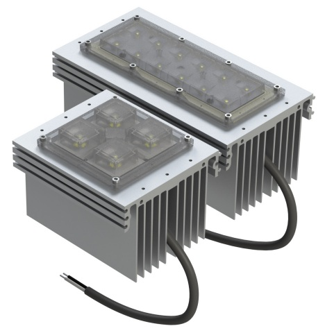 Opulent Americas modules are engineered to bring high quality lighting systems to market faster with fewer LEDs, higher reliability, and a lower system cost. (Photo: Business Wire)