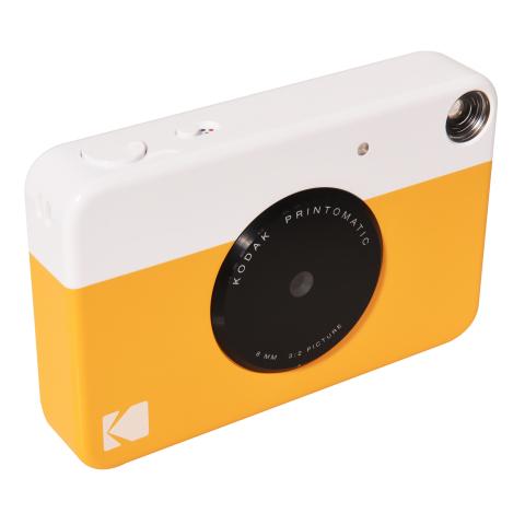 KODAK PRINTOMATIC Instant-Print Camera (Photo: Business Wire)