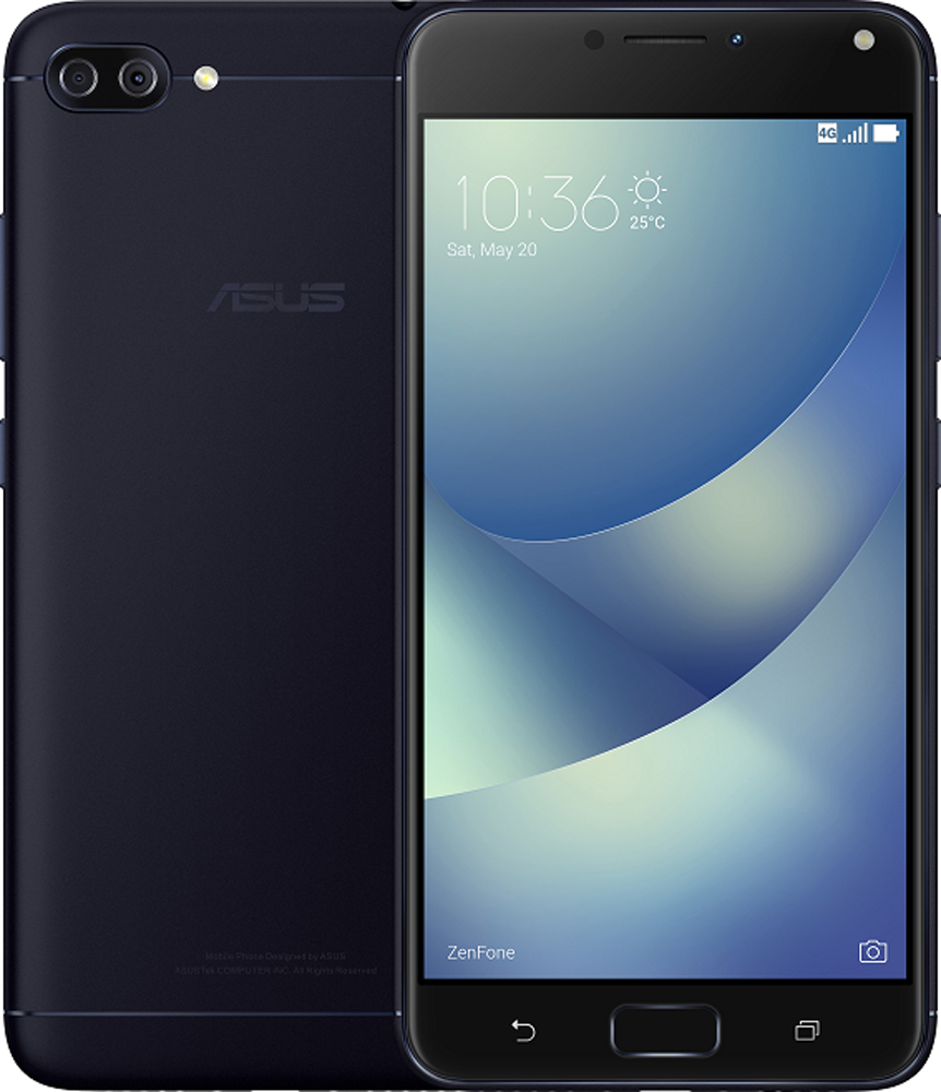 ASUS Announces The ZenFone 4 Series In Canada And US Max Available Today