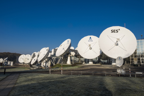 SKY News International Continues Pan-European Distribution with SES Video (Photo: Business Wire)