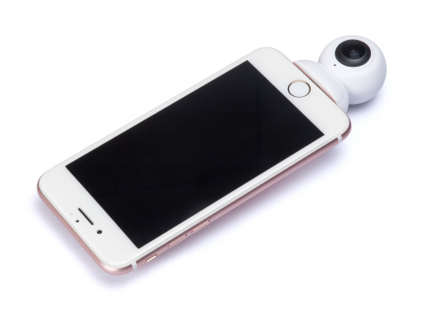 VPai Slide - 360 Camera for iPhone (Photo: Business Wire)