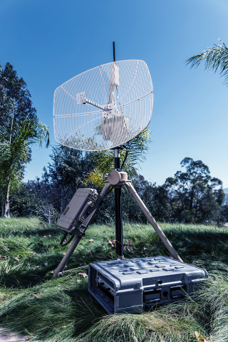 AeroVironment's new long-range tracking antenna for its Puma™ AE small drone lets warfighters gather ...