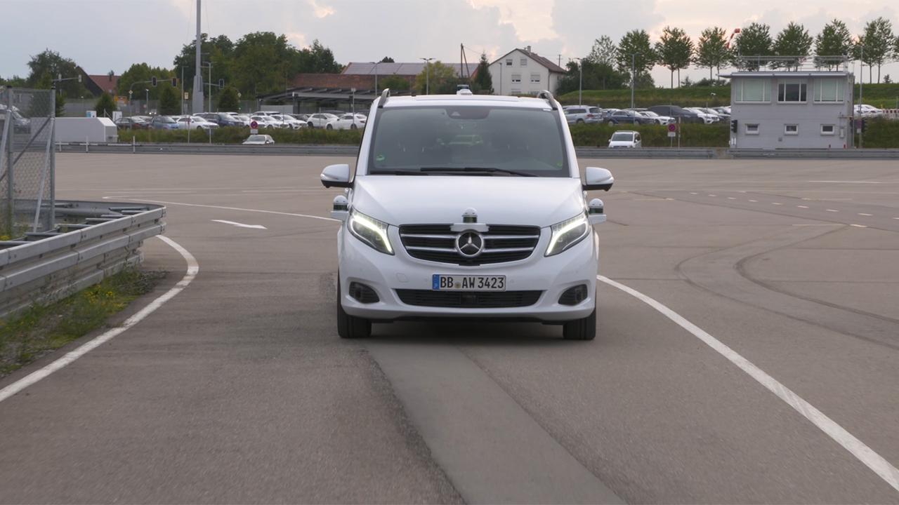 Video Credit: Mercedes Benz Research U0026 Development North America