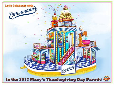 This November, the iconic Entenmann's brand will debut a new float in the 91st Annual Macy's Thanksgiving Day Parade. (Photo: Business Wire)