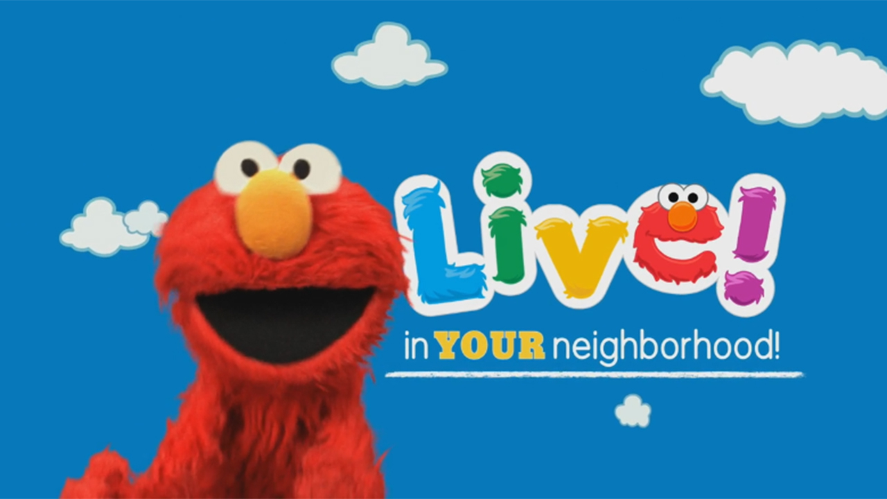 Everyone's invited to take part in the sunniest and funniest street celebration in the all new highly interactive live touring show, Sesame Street Live! Let's Party! Tickets are on-sale now for all 2017 engagements at SesameStreetLive.com.