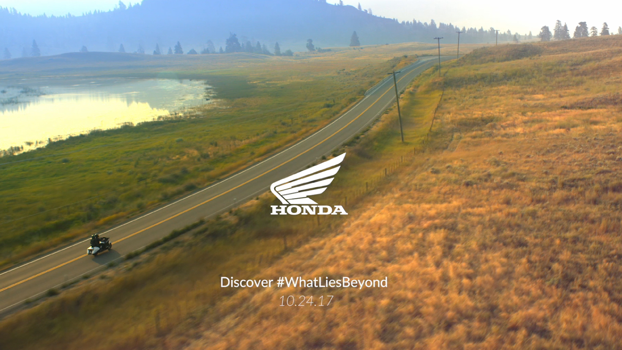 Video 1 in American Honda's five-episode series promoting a 2018 motorcycle model.