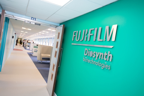 Dedicated state-of-the-art cell culture Process Development Laboratories in Wilton, Teesside (Photo: Fujifilm)