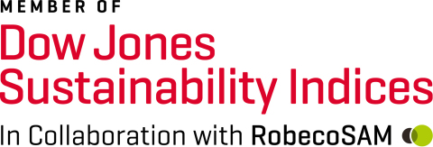 Dow Jones Sustainability Index Member Logo (Graphic: Business Wire)