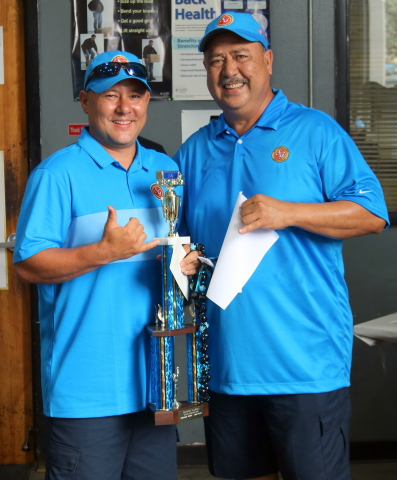 Duane Kaitoku, a driver with Southern Glazer's in Hawaii, is just one example of a Southern Glazer's ...