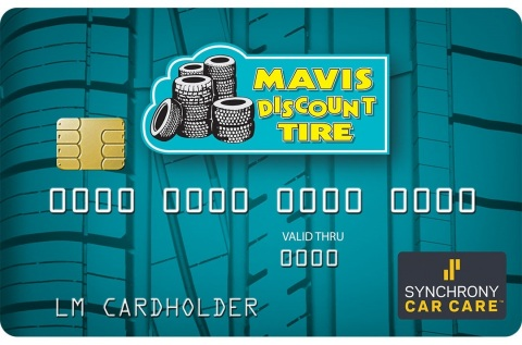 Synchrony Bank Discount Tire >> Synchrony Financial Drives New Relationship With Mavis