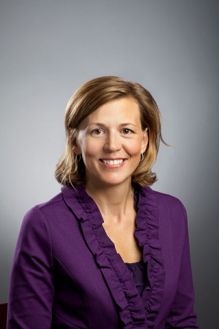 Sara Baack, chief marketing officer of Equinix (Photo: Business Wire)