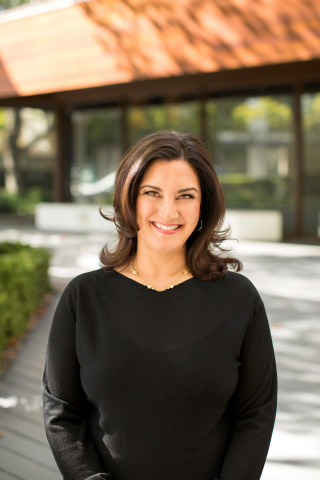 Elisa Steele, former CEO and president of Jive Software (Photo: Business Wire)